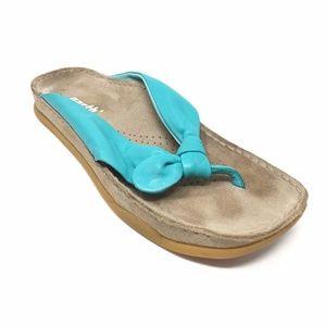 Women's Earth Tranquil Flip Flops Shoes Size 7.5B